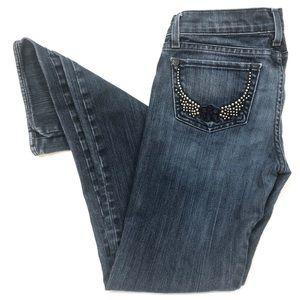 Rock & Republic Stella Embellished Jeans